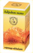 Preparaty ziołowe Ojca Grzegorza Sroki w kapsułkach – Adipobon mono – wspomaga odchudzanie