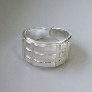 Pierścień Atlantydzki Srebro pr. 0925