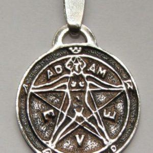 Pentagram Agrypy, srebro pr.0925