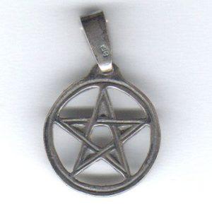 Pentagram srebro pr. 0925 ; 1,9 cm