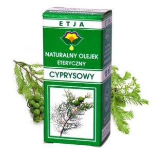 Olejek cyprysowy